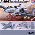 A-10A OPERATION IRAQI FREEDOM - Academy - 1/72