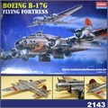 Boeing B-17G FLYING FORTRESS Carolina Moon - Academy - 1/72