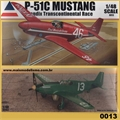 P-51C MUSTANG - Accurate - 1/48