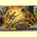 WWI AMERICAN INFANTRY- Airfix - 1/72