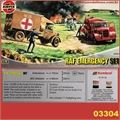 RAF EMERGENCY SET - Airfix - 1/76