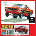 Ford MUSTANG GT Funny Car - AMT - 1/25