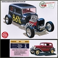 1932 - Ford VICTORIA Lil Viky - AMT - 1/25