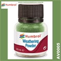 Humbrol CHROME OXIDE Weathering Powder - 28ml