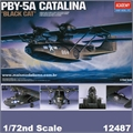 PBY-5A CATALINA BLACK CAT - Academy - 1/72