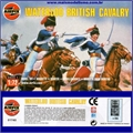 N W - WATERLOO BRITISH CAVALRY - Airfix - 1/72