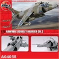 BAe HAWKER Siddeley Harrier GR.3 - Airfix - 1/72