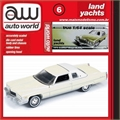 1976 - Cadillac Coupe DeVille Creme - Auto World - 1/64