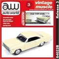 1966 - Mercury COMET Caliente Amarelo - Auto World - 1/64