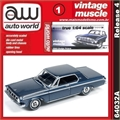 1963 - Dodge POLARA Azul - Auto World - 1/64