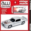 1975 - Pontiac FIREBIRD T/A Prata - Auto World - 1/64