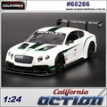 Bentley Continental GT3 - California Action - 1/24