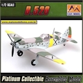 EM - Dewoitine D.520 Bulgaria - Easy Model - 1/72