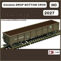 2027 - Gôndola DROP-BOTTOM CVRD - Frateschi (HO)