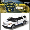 CR 7 - 2011 Ford EXPLORER - Greenlight - 1/64