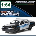 HP  8 - 2008 Ford Victoria FARGO NORTH DAKOTA - Greenlight - 1/64