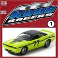 RR - 2008 DODGE CHALLENGER SRT8 - Greenlight - 1/64