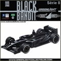 BLACK BANDIT  8 - 2008 Champ Car Fórmula World Series DP01 - Greenlight - 1/64
