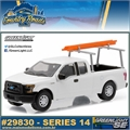 CR14 - 2015 Ford F-150 XL Pickup - Greenlight Country Roads - 1/64