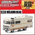 1973 - Winnebago Chieftain Trailer - Greenlight - 1/64