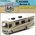 2016 - Fleetwood Bounder ROUTE 66 - Greenlight - 1/64