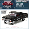 1968 - Ford F-100 Pickup - Greenlight - 1/64