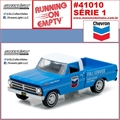 1972 - Ford F-100 CHEVRON Pickup - Greenlight - 1/64