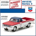 1965 - Dodge D-100 Long Bed with Tool Box - Greenlight - 1/64