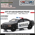 HP 16 - 2012 Dodge Charger ALBUQUERQUE - Greenlight - 1/64