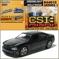 GL HOLLYWOOD  1 - NATALIAS Dodge Charger - Greenlight - 1/64