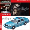 GL HOLLYWOOD  5 - Ford Crown Victoria Police TWILIGHT - Greenlight - 1/64