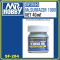 Primer Mr SURFACER 1000 SF284 - Mr Hobby - 40ml