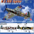 Morane-Saulnier M.S. 406 FIGHTER - Hobby Boss - 1/72