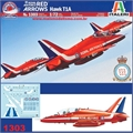 BAe ROYAL AIR FORCE RED ARROWS HAWK T1A - Italeri - 1/72