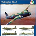 Vickers WELLINGTON MK. X - Italeri - 1/72