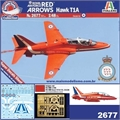 RED ARROWS HAWK T1A - Italeri - 1/48
