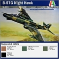 B-57G Night Hawk - Italeri - 1/72