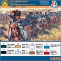 Napoleonic Wars - FRENCH LIGHT CAVALRY - Italeri - 1/72
