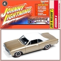 1967 - Chevy Chevelle MALIBU Ocre - Johnny Lightning - 1/64
