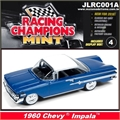 1960 - Chevy IMPALA Azul - Johnny Lightning - 1/64