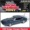 1969 - Dodge Charger DAYTONA Azul - Johnny Lightning - 1/64