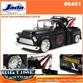 1955 - CHEVY STEPSIDE Tow Truck Pickup - Jada - 1/24