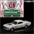 1970 - Ford MUSTANG MACH 1 428 Chamas - M2M - 1/64