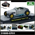 1932 - FORD ROADSTER FOOSE P-32 Cinza - M2 Machines - 1/64