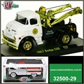 1957 - Dodge COE Policia CHASE - M2M - 1/64