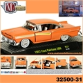 1957 - Ford Fairlane 500 Coral - M2M - 1/64
