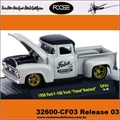1956 - Ford F-100 Truck Foose Overlord - M2M - 1/64