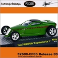 Foose HEMISFEAR Preproduction Car 1 Verde - M2 Machines - 1/64