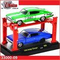 1966 - Dodge Charger (2x) - AUTO-LIFT M2M - 1/64