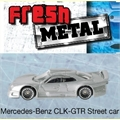 MAISTO FRESH METAL 3 - MERCEDES-BENZ CLK-GTR